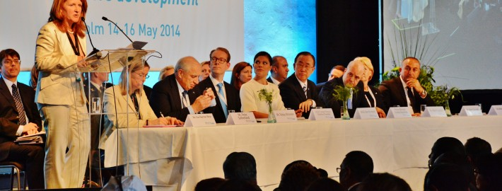 GFMD Civil Society Chair's Report 2014