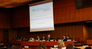 Final round of Preparatory Meetings before GFMD 2015